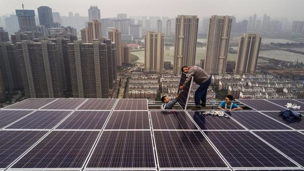 After U.S. Pull-Out, will China be the New Leader on Climate Change?
